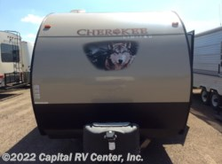 Used 2016  Forest River Cherokee 274DBH by Forest River from Capital RV Center, Inc. in Minot, ND