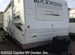Used 2009  Forest River Rockwood Signature Ultra Lite 8296SS by Forest River from Capital RV Center, Inc. in Minot, ND