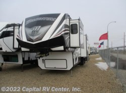 New 2016  Grand Design Momentum 397TH by Grand Design from Capital RV Center, Inc. in Minot, ND