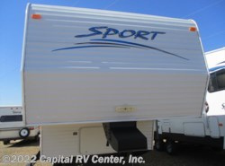 Used 2001  K-Z Sportsmen 24 by K-Z from Capital RV Center, Inc. in Bismarck, ND