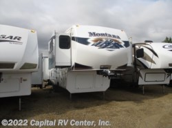 Used 2011  Keystone Montana Hickory 3750FL by Keystone from Capital RV Center, Inc. in Minot, ND