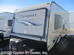 Used 2016  Keystone Passport Ultra Lite 171 EXP by Keystone from Capital RV Center, Inc. in Bismarck, ND