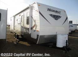 New 2017  Keystone Hideout 281DBS by Keystone from Capital RV Center, Inc. in Bismarck, ND