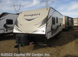 New 2017  Keystone Passport Ultra Lite 19RB by Keystone from Capital RV Center, Inc. in Bismarck, ND