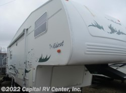 Used 2001  Forest River Wildcat 28RL by Forest River from Capital RV Center, Inc. in Bismarck, ND