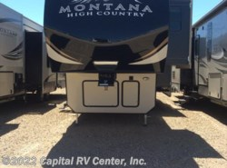 New 2018  Keystone Montana High Country 362RD by Keystone from Capital RV Center, Inc. in Bismarck, ND