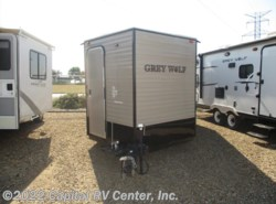 Used 2016  Forest River Grey Wolf 16 GR by Forest River from Capital RV Center, Inc. in Bismarck, ND