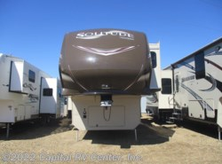 Used 2016  Grand Design Solitude 365DEN by Grand Design from Capital RV Center, Inc. in Bismarck, ND