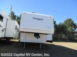 Used 2005  Keystone Springdale 249BH by Keystone from Capital RV Center, Inc. in Bismarck, ND