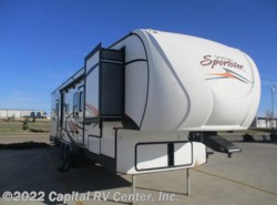 Used 2014  K-Z Sportsmen Sportster 365TH by K-Z from Capital RV Center, Inc. in Bismarck, ND