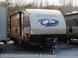 New 2017  Forest River Cherokee 264CK by Forest River from Carolina Coach & Marine in Claremont, NC
