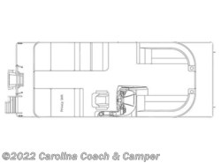 New 2017  Miscellaneous  Crest II 230 SLR2  by Miscellaneous from Carolina Coach & Marine in Claremont, NC