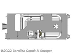 New 2017  Adventure  820 Lanai by Adventure from Carolina Coach & Marine in Claremont, NC