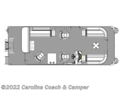 New 2017  Miscellaneous  Apex Marine 823 Lanai DS Bar  by Miscellaneous from Carolina Coach & Marine in Claremont, NC