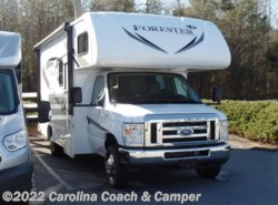 New 2017  Forest River Forester LE Ford Chassis 2251SLE by Forest River from Carolina Coach & Marine in Claremont, NC