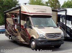New 2017  Forest River Forester MBS Mercedes Benz Chassis 2401W by Forest River from Carolina Coach & Marine in Claremont, NC