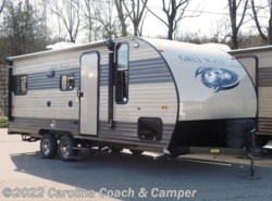New 2017  Forest River Cherokee Grey Wolf 20RDSE by Forest River from Carolina Coach & Marine in Claremont, NC
