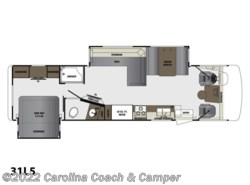 New 2017  Forest River Georgetown 5 Series GT5 31L5 by Forest River from Carolina Coach & Marine in Claremont, NC