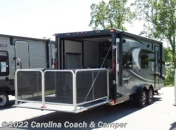New 2017  Livin' Lite  QuickSilver™ Toy Haulers 7x20HJ by Livin' Lite from Carolina Coach & Marine in Claremont, NC