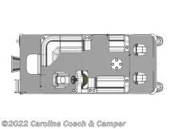 New 2017  Miscellaneous  Apex Marine 818 Sport Cruise  by Miscellaneous from Carolina Coach & Marine in Claremont, NC