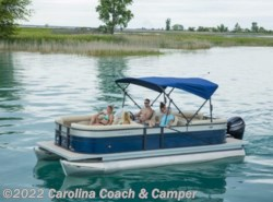 New 2017  Miscellaneous  Crest Pontoons II 230 L  by Miscellaneous from Carolina Coach & Marine in Claremont, NC