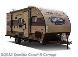 Used 2017  Forest River Cherokee Wolf Pup 16BHS by Forest River from Carolina Coach & Marine in Claremont, NC