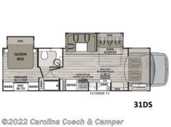 New 2018  Dynamax Corp  31DS by Dynamax Corp from Carolina Coach & Marine in Claremont, NC
