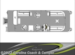 New 2018  Miscellaneous  Apex Marine 824 Lanai DS Bar  by Miscellaneous from Carolina Coach & Marine in Claremont, NC