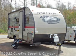 New 2019  Forest River Cherokee Wolf Pup 16BHS by Forest River from Carolina Coach & Marine in Claremont, NC