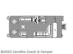 New 2018  Miscellaneous  Apex Marine 820 Lanai Sport Cruise  by Miscellaneous from Carolina Coach & Marine in Claremont, NC