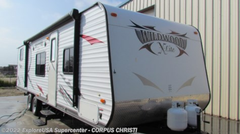 2014 Forest River Wildwood M-281QBXL