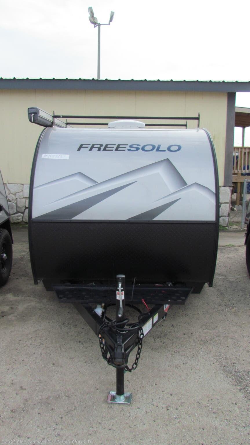 2021 Braxton Creek FREE SOLO OG