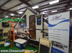 New 2017  Forest River Rockwood Hard Side A122 by Forest River from Chesaco RV in Joppa, MD