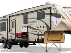 New 2017  Coachmen Chaparral 360IBL by Coachmen from Chesaco RV in Joppa, MD