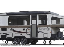 New 2017  Forest River Rockwood HW277 by Forest River from Chesaco RV in Joppa, MD