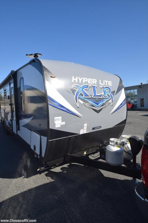 2018 Forest River XLR Hyperlite 30HDS