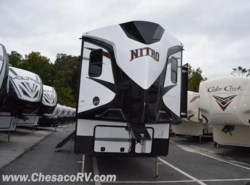 New 2018  Forest River XLR Nitro 35VL5 by Forest River from Chesaco RV in Joppa, MD