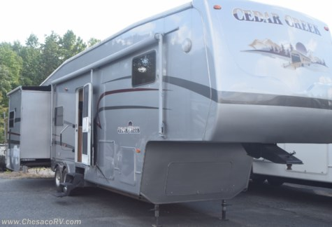 2005 Forest River Cedar Creek 36RLTS