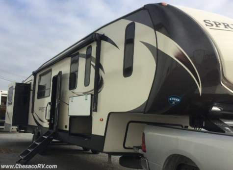 2018 Keystone Sprinter Limited 3531FWDEN