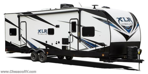 2019 Forest River XLR Hyperlite 28HFX