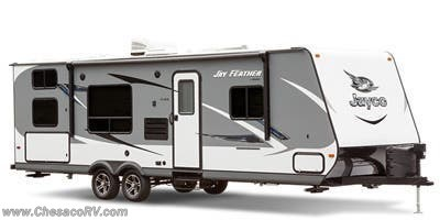 2016 Jayco Jay Feather 23F