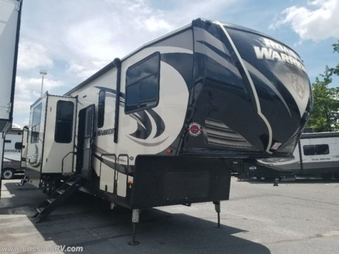2019 Heartland  Road Warrior RW 396