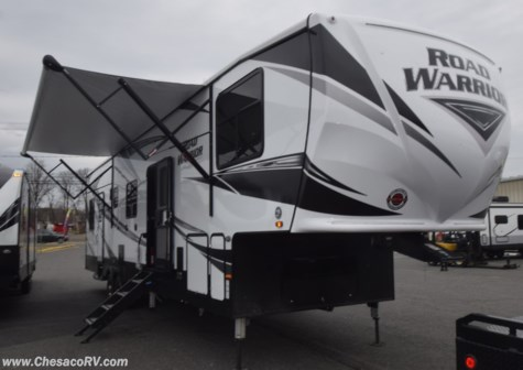 2020 Heartland  Road Warrior RW 387