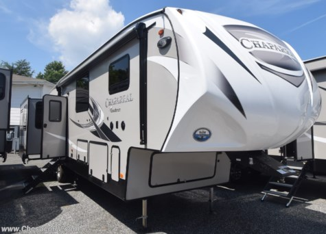 2020 Coachmen Chaparral 392MBL