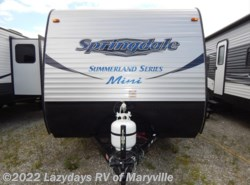 New 2017  Keystone Springdale Summerland 1700FQ by Keystone from Chilhowee RV Center in Louisville, TN