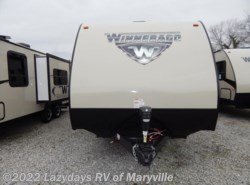 New 2017  Winnebago Minnie 2250DS by Winnebago from Chilhowee RV Center in Louisville, TN