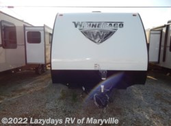 New 2018  Winnebago Minnie 2200SS by Winnebago from Chilhowee RV Center in Louisville, TN