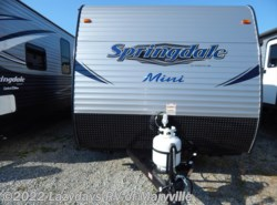 New 2018  Keystone Springdale Summerland 1800BH by Keystone from Chilhowee RV Center in Louisville, TN