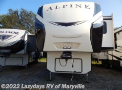 New 2018  Keystone Alpine 3501RL by Keystone from Chilhowee RV Center in Louisville, TN