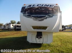 Used 2011 Keystone Alpine 3640RL available in Louisville, Tennessee